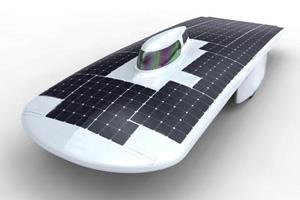 Solar Car & Concept Car Bearings