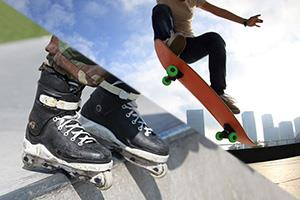 Inline Skate & Skateboard Bearings