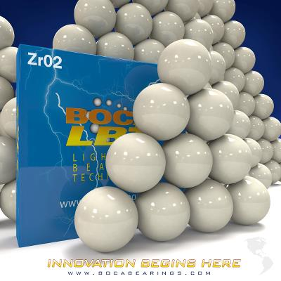 Ceramic Zirconia Oxide (ZrO2) Series