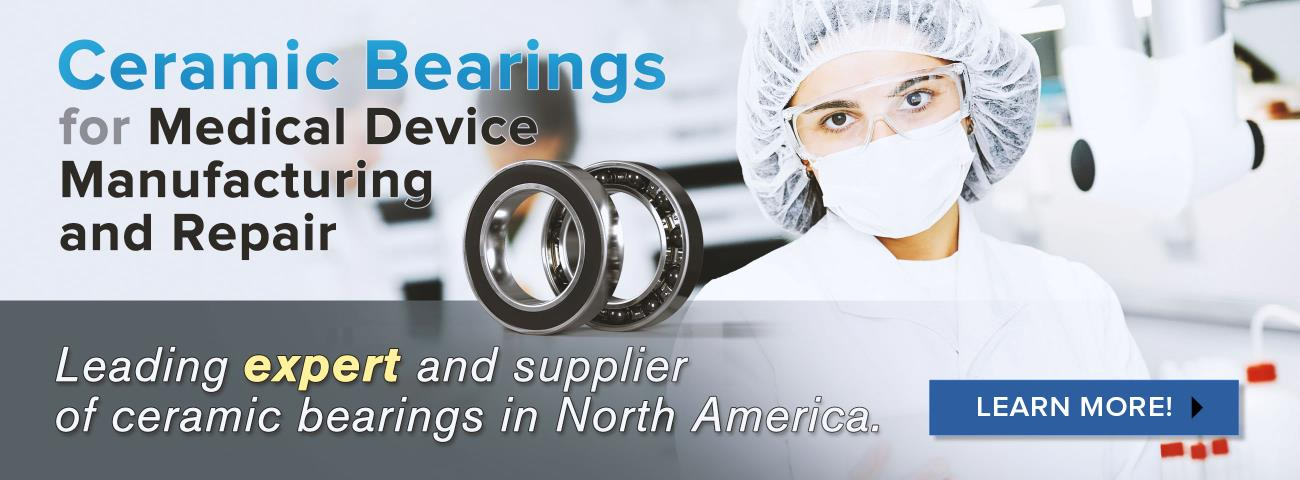 Medical Device Bearing Slider
